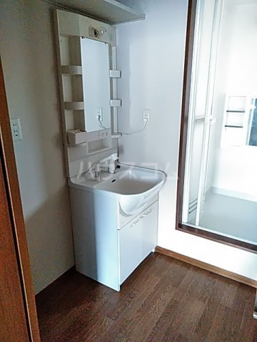 グランドヒルズD 101号室の洗面所