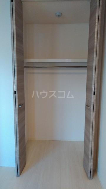 メテオール 102号室の収納
