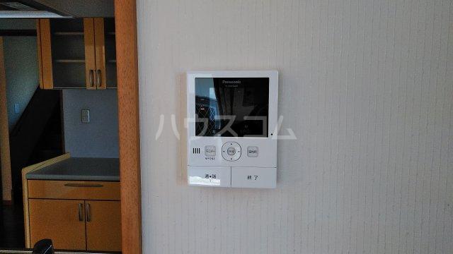 菖蒲町倉庫付き貸家のセキュリティ