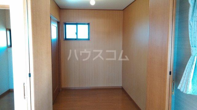 菖蒲町倉庫付き貸家の収納