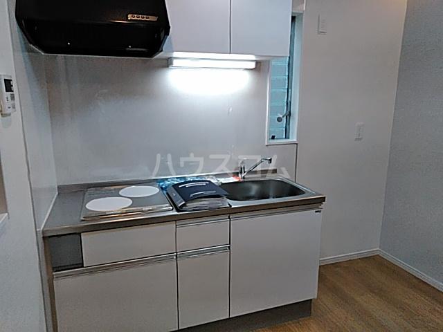 シルクロード原市 103号室のキッチン