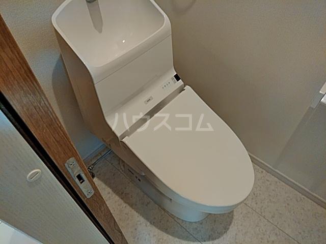 シルクロード原市 103号室のトイレ