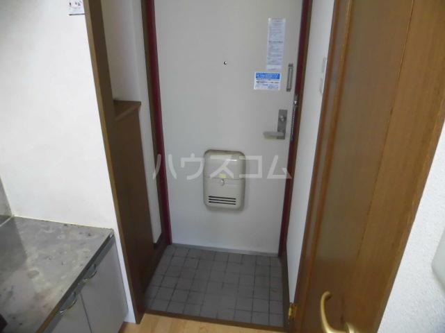 SYLPH・K 405号室の玄関