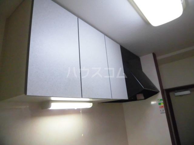 SYLPH・K 405号室のキッチン