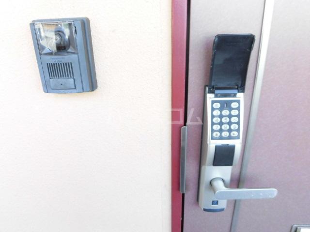 SYLPH・K 503号室のセキュリティ