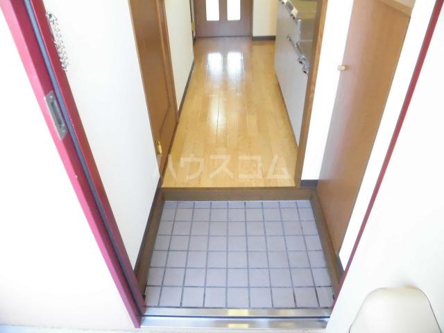 SYLPH・K 503号室の玄関