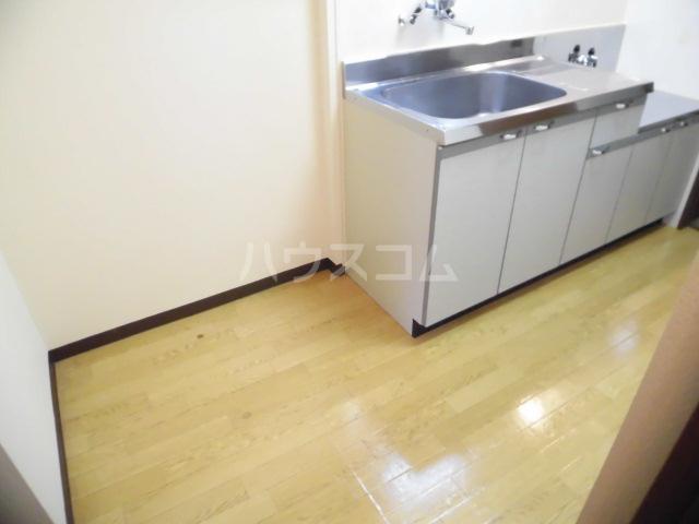 SYLPH・K 503号室のキッチン