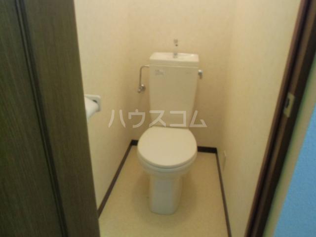 ドミールⅥ 205号室のトイレ