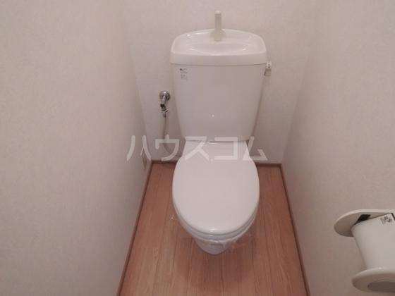 SunnyHills B 102号室のトイレ