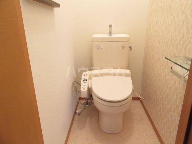 リビングタウン長谷 A 102号室のトイレ