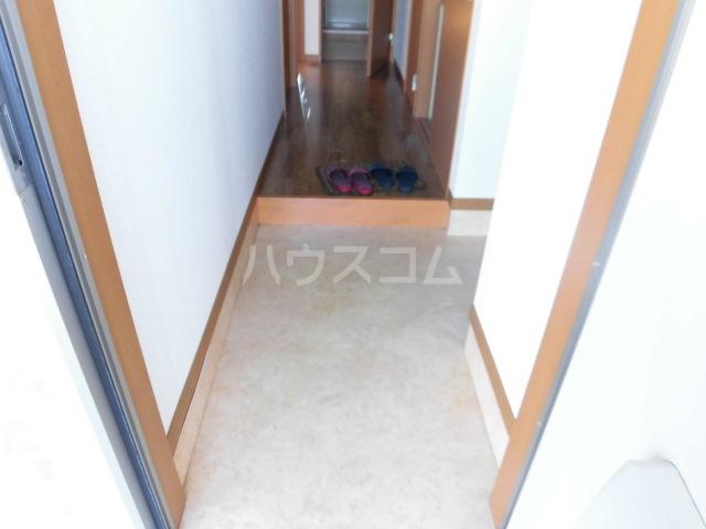 アリーナ 101号室の玄関