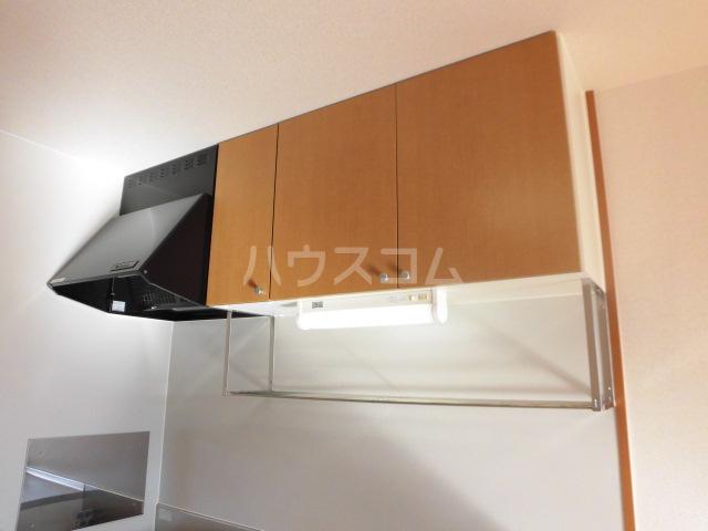 アリーナ 206号室のキッチン