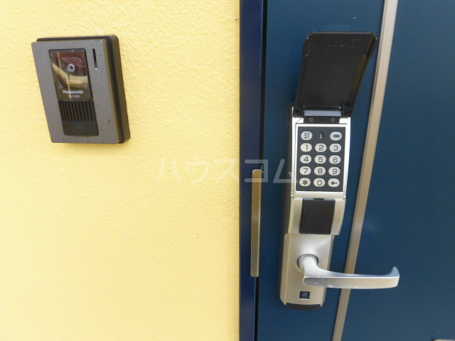 リフレ 103号室のセキュリティ