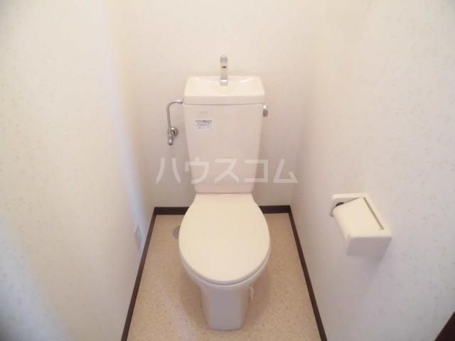 リフレ 103号室のトイレ