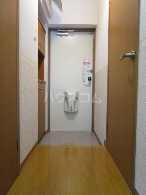 フランシーズ 301号室の玄関