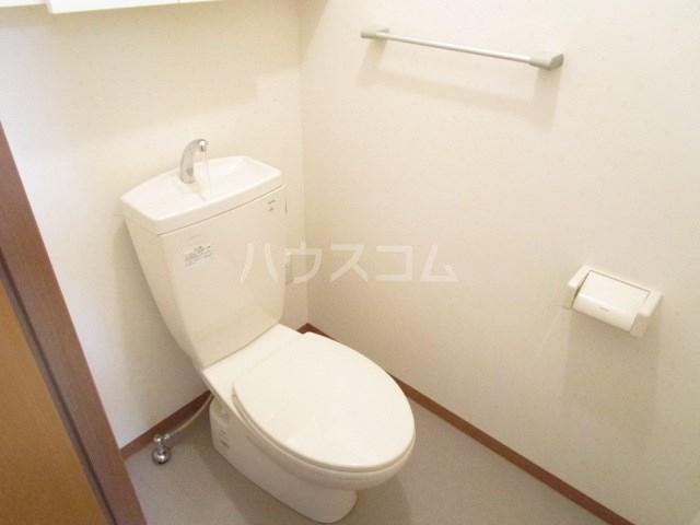 フランシーズ 301号室のトイレ