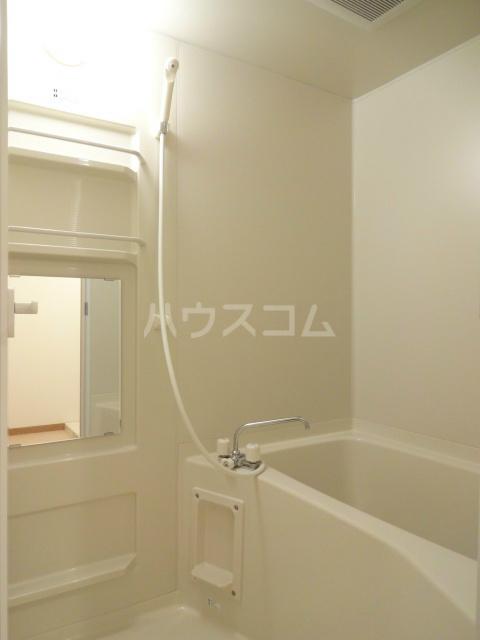 エヴァーグリーン 201号室の風呂
