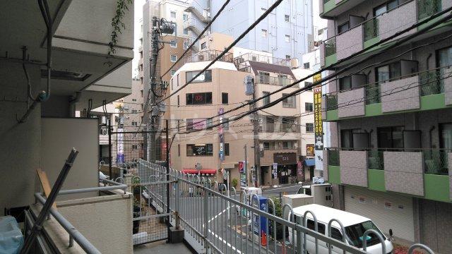 大塚八番館 201号室の景色