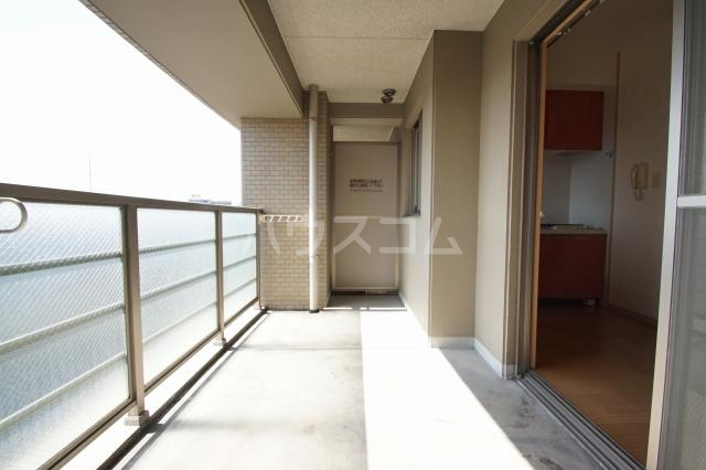 S-FORT博多東Ⅰ 703号室のバルコニー