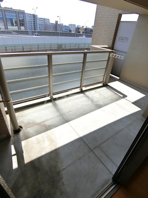 S-FORT博多東Ⅰ 801号室のバルコニー