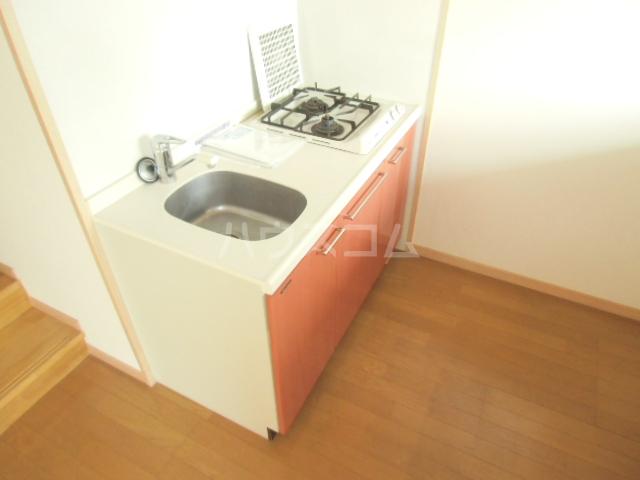 S-FORT博多東Ⅱ 203号室のキッチン