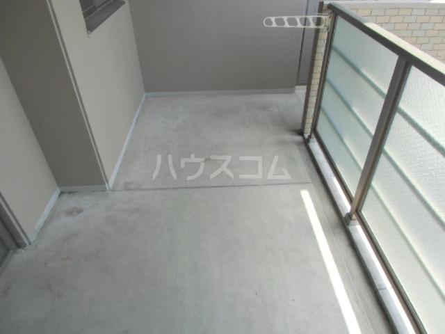 S-FORT博多東Ⅱ 203号室のバルコニー