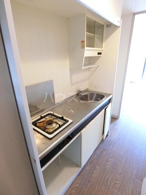 ラ・レジダンス・ド・福岡県庁前 308号室のキッチン