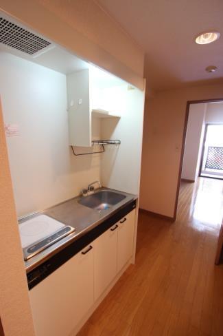 インヘリッツ田原 402号室のキッチン