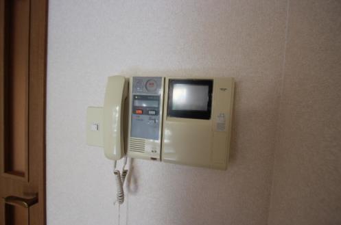 インヘリッツ田原 402号室のセキュリティ