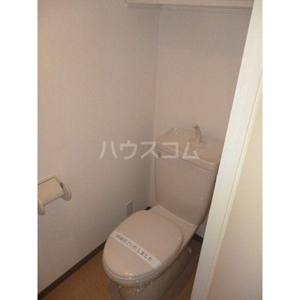 ニューロング博多 502号室のトイレ