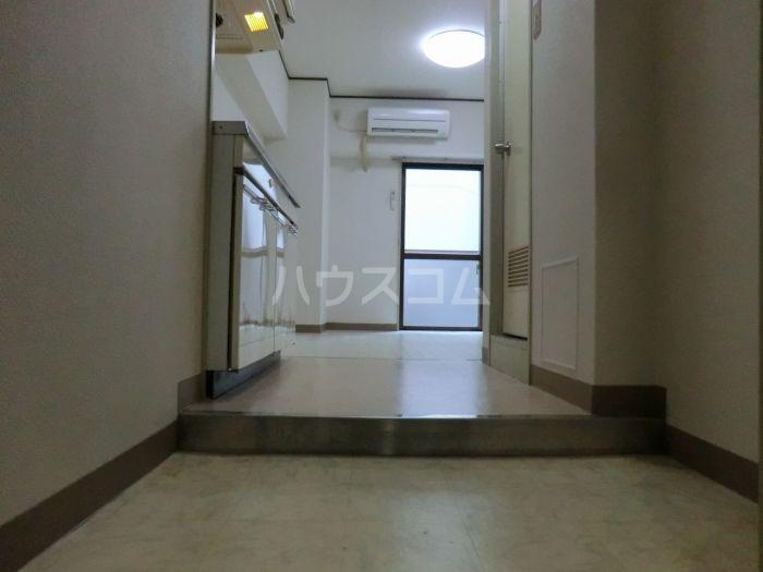 ライオンズマンション博多 801号室の玄関