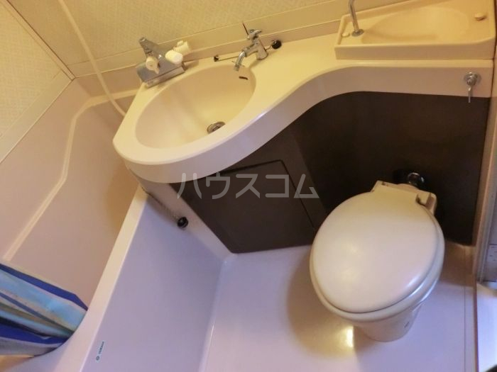 ライオンズマンション博多 801号室の風呂