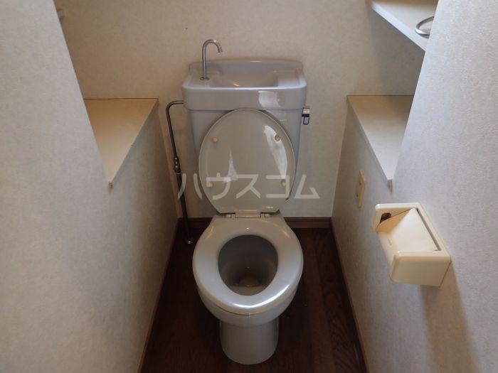 ダイナコート大博通り 301号室のトイレ