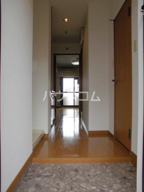 ルミノスコート 501号室の玄関