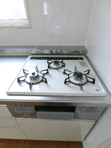 メルヘンハイツ 401号室のキッチン
