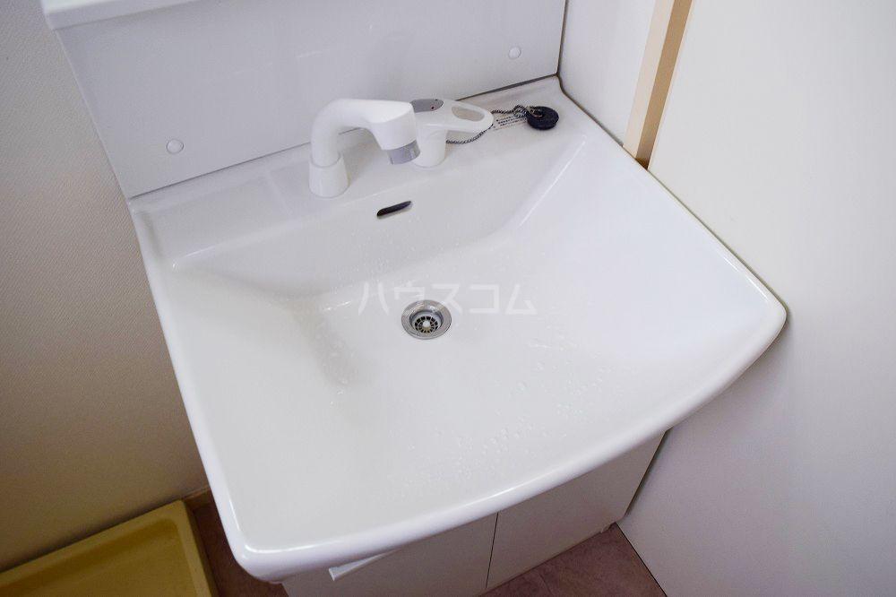 メルヘンハイツ 401号室の洗面所