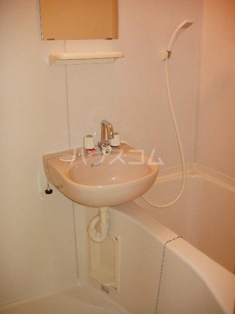 ダイナコートエスタディオ山王公園 403号室の洗面所