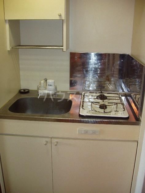 ダイナコートエスタディオ山王公園 403号室のキッチン