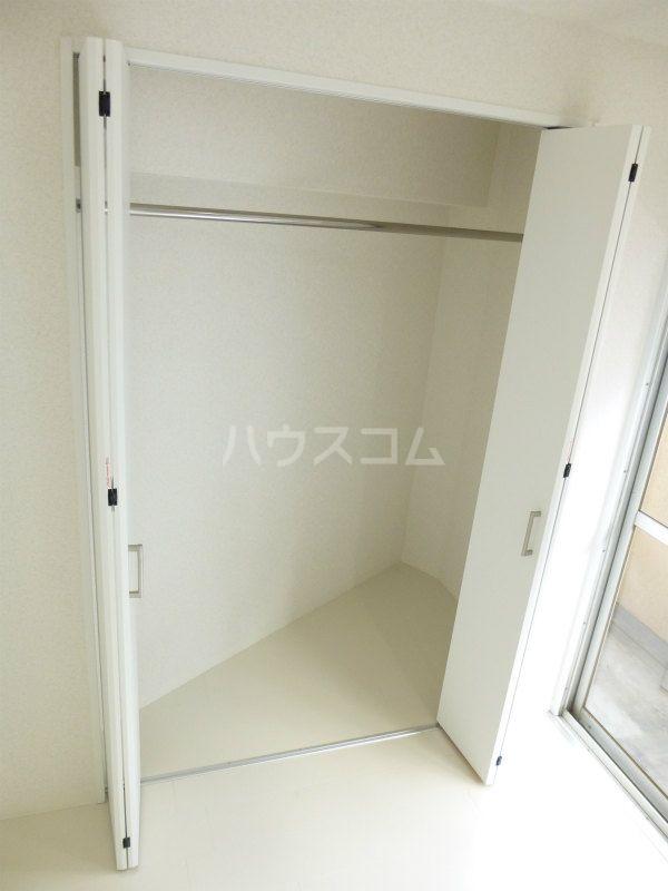 チサンマンション第一博多 305号室の収納