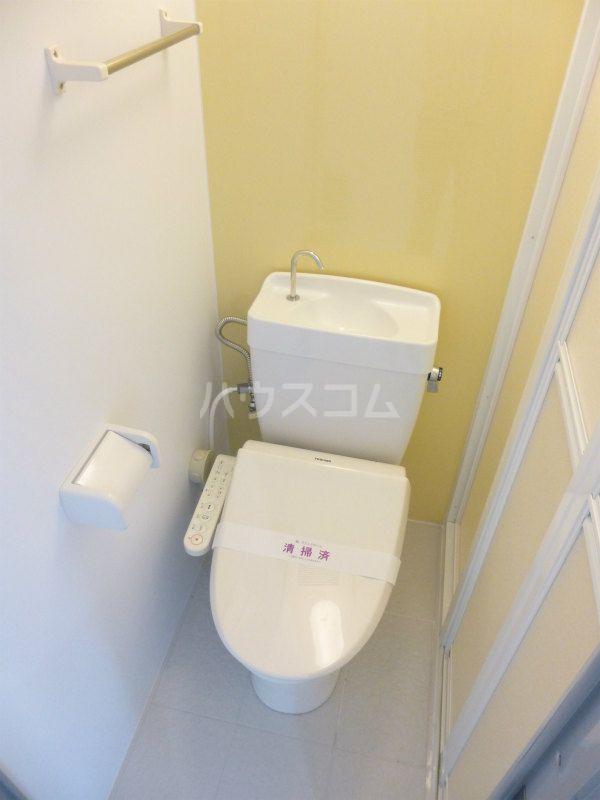 チサンマンション第一博多 305号室のトイレ