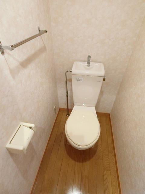 サンスカイ北天神 1002号室のトイレ