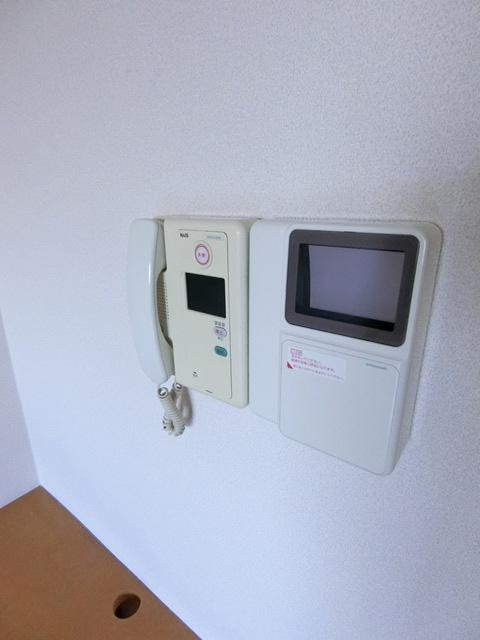 サンスカイ北天神 1002号室のセキュリティ