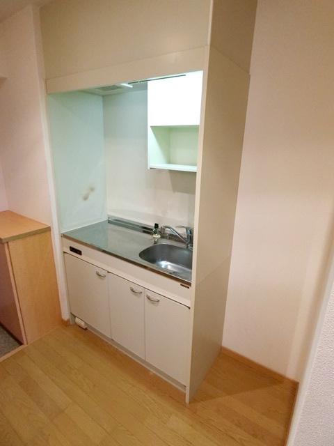 サンスカイ北天神 1002号室のキッチン