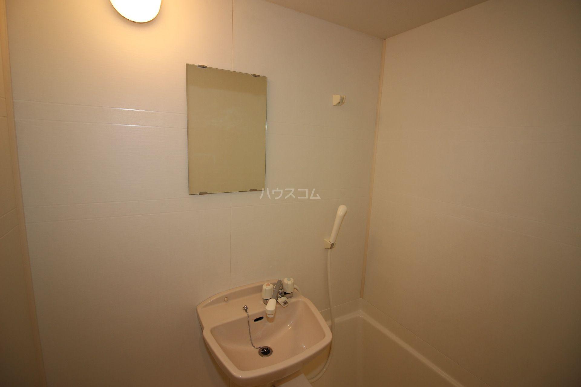 ヤマトビル2 301号室の洗面所