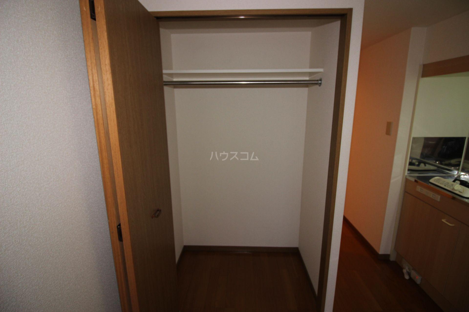 ヤマトビル2 301号室の収納
