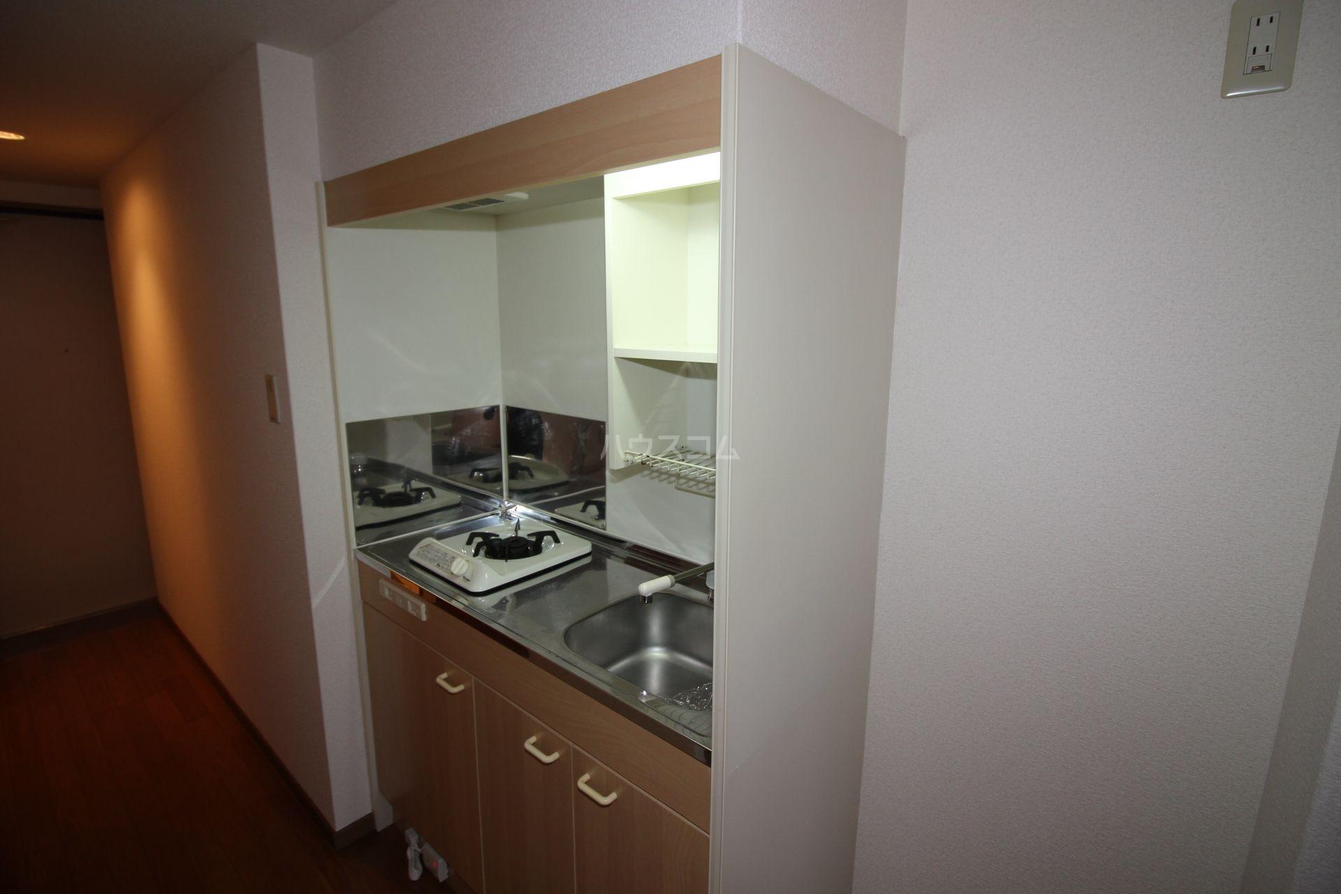 ヤマトビル2 301号室のキッチン