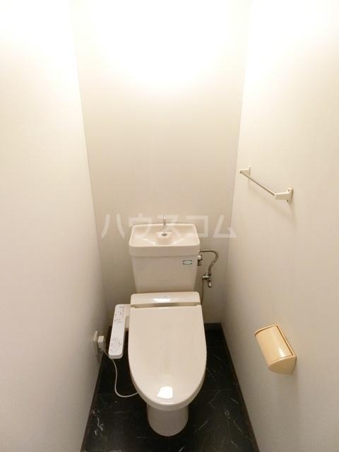 ルネスロワール東公園 802号室のトイレ