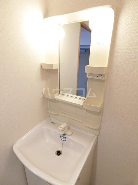 グラントープ道頓堀 204号室の洗面所