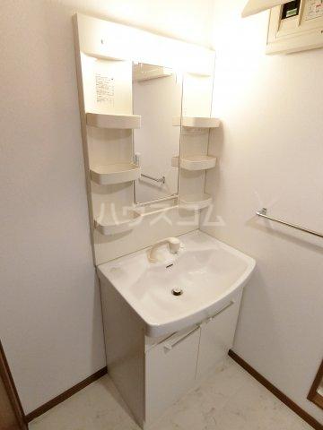 イーストコート箱崎 901号室の洗面所
