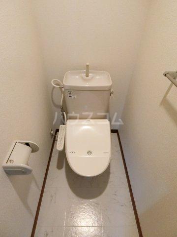 イーストコート箱崎 901号室のトイレ